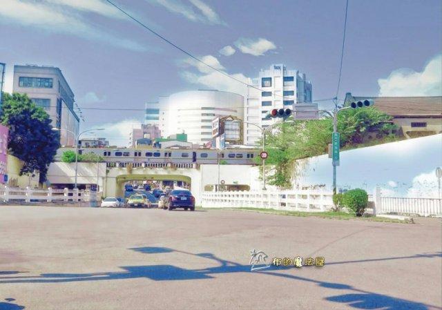 180113-台南 後火車站 成功大學IMG_0915-小貓巴克里.地下道.複製33110